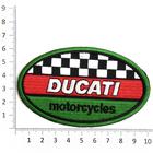 Термоаппликация AD1223 «DUCATI Motorcycles»