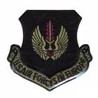 Термоаппликация AD1351 «Шеврон U.S.Air Forces in Europe»