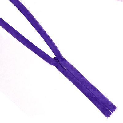 Молния Т3 п/потайные YKK 60 см 029 фиолетовый в интернет-магазине Швейпрофи.рф