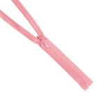 Молния Т3 п/потайные YKK 60 см 811 св. розовый