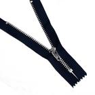 Молния Т4 джинс. п/авт. BIG 12 см синий/никель 39051