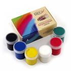 Краски акриловые DecArt «Декарт» (набор 6 цв.*40 мл) 24-6.20-50