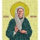 Набор для вышивания бисером Краса и творчество 51213 «Святая Матрона»