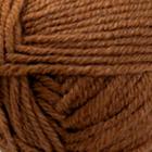 Пряжа Альпака поло (Kartopu Alpaca Polo) 100 г/ 120 м  0891 коричневый в интернет-магазине Швейпрофи.рф