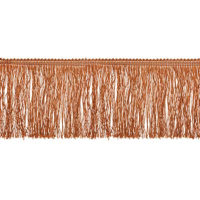 Бахрома 0390-0310 120 мм (уп. 25 м) 102 терракот в интернет-магазине Швейпрофи.рф
