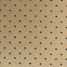 Кожа искусственная 20*30 см КЛ.24879 перфорированная  цв. бежевый  (уп 2 листа)