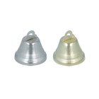 Колокольчик Zlatka NL-30 уп 10 шт золото/серебро