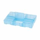 Контейнер Гамма Т-178 пласт. 9*6*1,8 см голубой/прозрачный