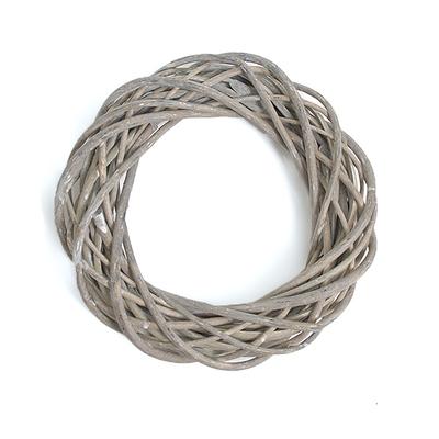 Венок из ивовых прутьев d=20 см (7705372) в интернет-магазине Швейпрофи.рф