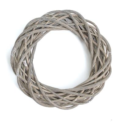 Венок из ивовых прутьев d=25 см (67026063) в интернет-магазине Швейпрофи.рф