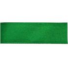 Лента атласная 6 мм (рул. 32,9 м) №8087 зеленый