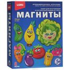 Магниты из гипса LORI М-002 «Овощи»