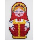 Набор для вышивания HP Kids П-0011 «Матрешка в кокошнике»