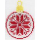 Набор для вышивания HP Kids П-0024 «Шарик красный»