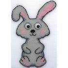 Набор для вышивания HP Kids П-0036 «Зайка»