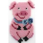 Набор для вышивания HP Kids П-0041 «Свинка» 13*17 см