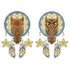 Набор для вышивания М.П.Студия Р-273 «Ловец снов. Сова»