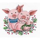 Набор для вышивания Овен №1077 «Семейное счастье»