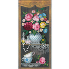 Набор для вышивания Риолис РТ-0079 «Уютный уголок» 19*40 см
