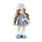 Набор интеръерная игрушка Кукольная фея К-12.1 «Лола» 33 см
