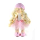 Набор интеръерная игрушка Кукольная фея К-8 «Агнесса» 33 см