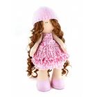 Набор интеръерная игрушка Кукольная фея К-9 «Света» 33 см