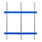 Вилка для вязания  VL-10 (10 размеров) 10 см в интернет-магазине Швейпрофи.рф