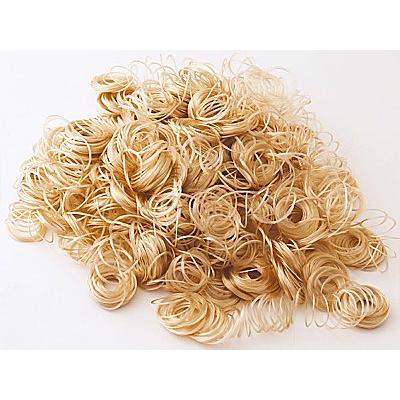 Волосы для кукол (кудри) L47-50 см h25-28 см золотистый в интернет-магазине Швейпрофи.рф