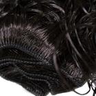 Волосы для кукол (кудри) L47-50 см h25-28 см т.каштановый