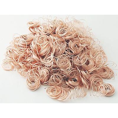 Волосы для кукол (кудри) L47-50см h25-28 см т.русый в интернет-магазине Швейпрофи.рф