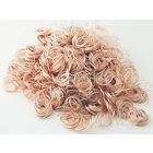 Волосы для кукол (кудри) L47-50см h25-28 см т.русый