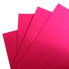 Фетр (однотон.) Hard 1 мм / 20*30 см (уп. 10 шт., цена за 1 шт.) 609 розовый