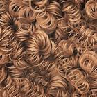 Волосы для кукол (кудри) HAR-1 светло-русый уп.70 гр.