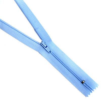 Молния Т3 спираль авт. 20 см SBS 351 голубой в интернет-магазине Швейпрофи.рф