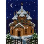 Набор для вышивания бисером Кларт 8-151 «Храм»