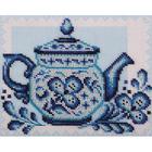 Набор для вышивания бисером Кларт 8-181 «Волшебное чаепитие» 18*21,5 см