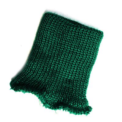 Манжеты трикотаж п/ш 10 см Г зелёный в интернет-магазине Швейпрофи.рф