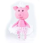 Набор для творчества из фетра ПФД-1064 «Свинка Балеринка»