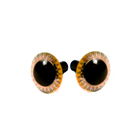 Глаза Д-11мм 533875 коричневый