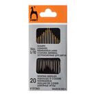 Иглы ручные PONY 06308 для синели,глади,штопки № 18-26  (наб. 6 шт.) 161040