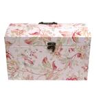 Коробка подарочная сундук  «Только для тебя» 2963307 20*13,5*13,5 см