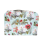 Коробка подарочная чемодан «Весенние цветы» 2489237 25*19*9см