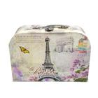 Коробка подарочная чемодан «Очарование» 3613900 32*23*12,5 см