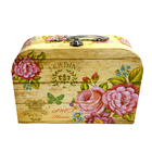 Коробка подарочная чемодан «Пионы» 3631887 30*21*9,5 см