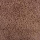 Мех «Мутон» М-5003  50*56 см какао