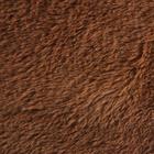 Мех «Мутон» М-5004  50*56 см коричневый