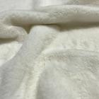 Мех средний ворс «Кролик» М 100% п/э 48*50 см кремовый М-5101