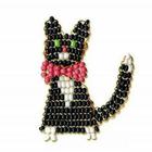 Набор для бисероплетения Риолис Б033 «Кот» 4*3,5 см