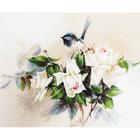 Набор для вышивания Luca-S ВА2316 «Птичка» 32*39,5 см