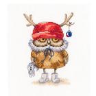 Набор для вышивания РТО C230 «Я сегодня новогодний»